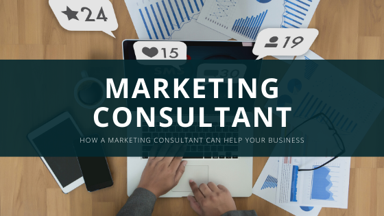 Marketing consultant that help your business