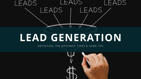 Lead Generation Easy Definition